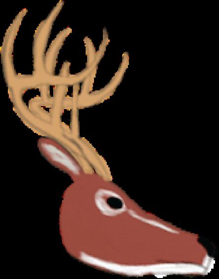DeerBuckHead